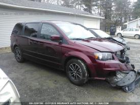 Salvage Dodge Caravan